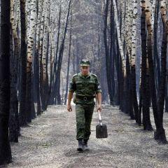 Пожары в России (Часть 3)