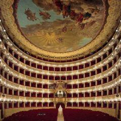 Самые красивые оперные театры мира – фотографии Дэвида Левенти (David Leventi)
