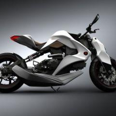2012 Иж-1 – концепт гибридного мотоцикла (фото)