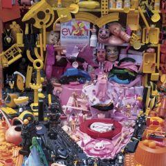 Современное искусство из мусора от Бернарда Пратца (Bernard Pratz)