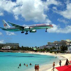 Райский пляж Махо – опасно для жизни!