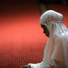 Начало священного месяца Рамадан