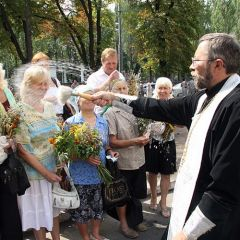 Медовый Спас в Киеве