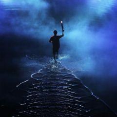 Юношеские Олимпийские игры 2010 в Сингапуре – фотографии с церемонии открытия