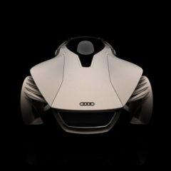 Концепт автомобиля-скульптуры Audi One