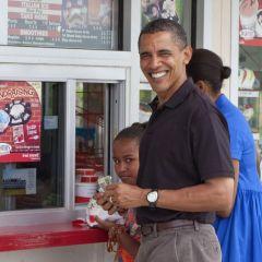 Отдых президента США во Флориде