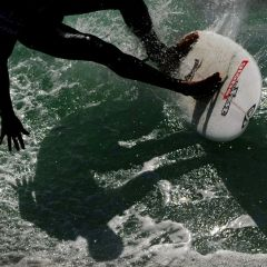 Открытый турнир США по серфингу 2010