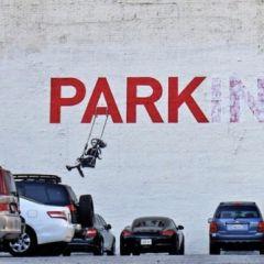Стрит-арт от Бэнкси (Banksy) 2010