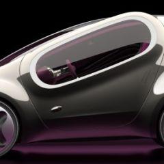 Новый концепт электромобиля POP Concept от Kia