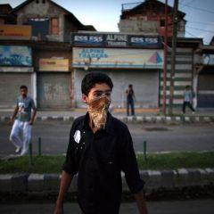 Кашмир - беспорядки продолжаются
