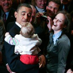 Любовь политиков к детям