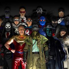 Супергероии посреди нас