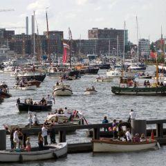 Парад яхт SAIL Amsterdam