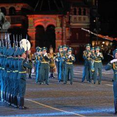 «Спасская башня» на Красной площади