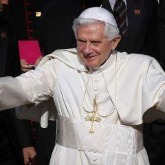 Визит Папы Бенедикта XVI в Британию