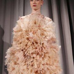 Необычные наряды на неделе моды в Нью-Йорке