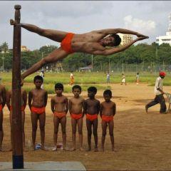 Гимнастика в Индии