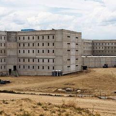 Тюремнуя Долина в Колорадо