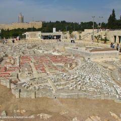 Библейские места и Музей Израиля