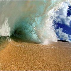 Завораживающие снимки волн