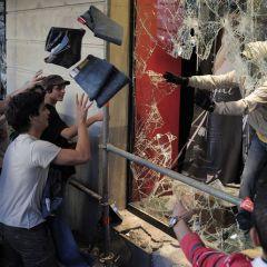 Европейские протесты