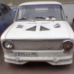Тюнинг российских авто