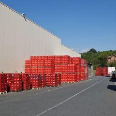 Экскурсия по заводу пива Krušovice