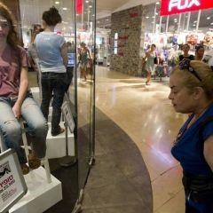 Акция против сексуального рабства в Тель-Авиве