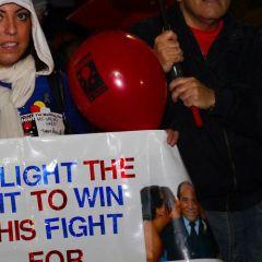 Light the Night Walk – защита больных раком крови
