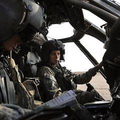 Женщины-вояки