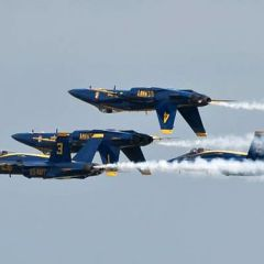 Blue Angels ВМФ США
