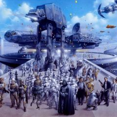 Зарисовки звездных войн