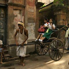 О рикшах