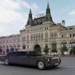 Президентская машина ЗИЛ