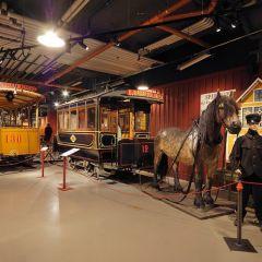 Музей автотранспорта в Стокгольме