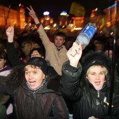 Забастовки Украины против Налогового кодекса