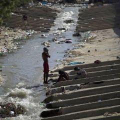 Источник эпидемии: использование воды на Гаити