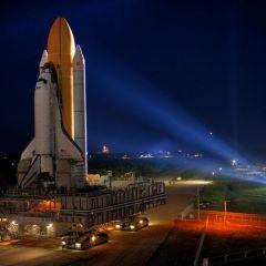 Космические фото Дугласа Уилока