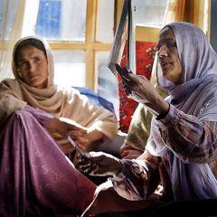 Охрана материнства и детства в Афганистане
