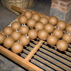 Процесс производства китайских фейерверков