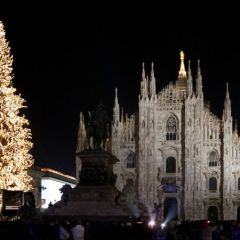 Миланский фестиваль света