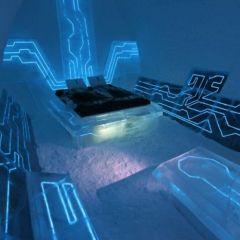 Ледяная гостиница