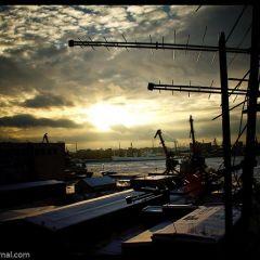 Порты Петербурга