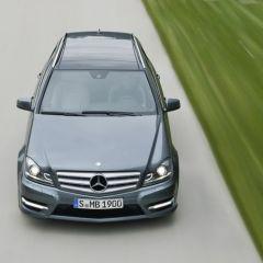 Будущая премьера Mercedes C-class