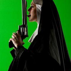 Рекламные снимки героинь фильма Мачете