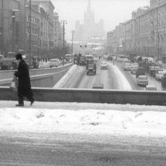Советская зима