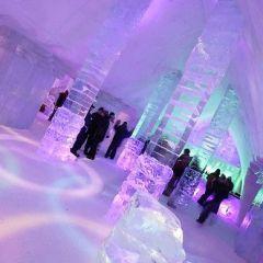Искусство: Ледяные фигуры