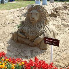 Японский музей песчаных скульптур