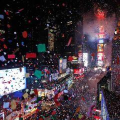 Празднование Нового 2011 года во всем мире (Часть 1)