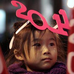 Празднование Нового 2011 года во всем мире (Часть 2)